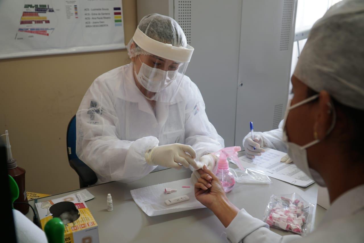 Boletim desta sexta-feira registra novos casos da COVID-19 em Petrolina