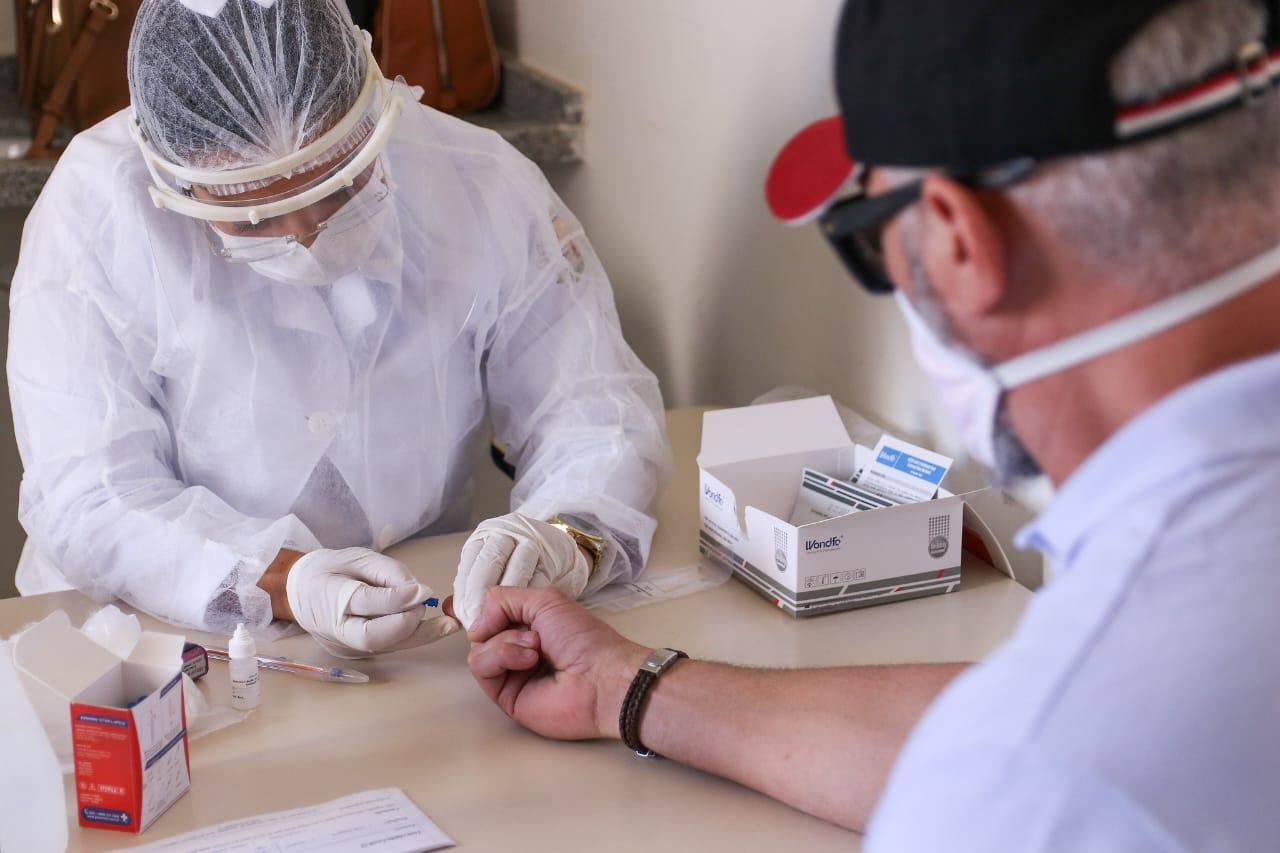 Covid-19: boletim da prefeitura atualiza os casos da doença por bairros