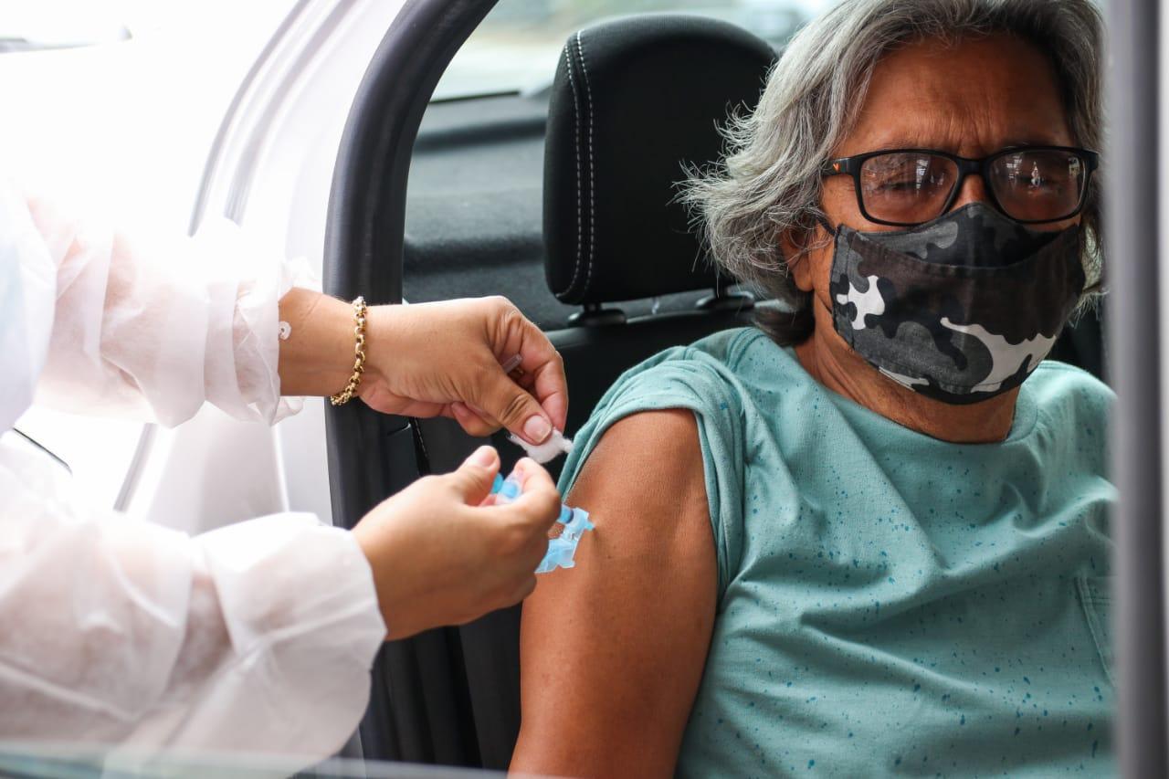 Mutirão de imunização: segunda dose da Coronavac será aplicada neste fim de semana em Petrolina