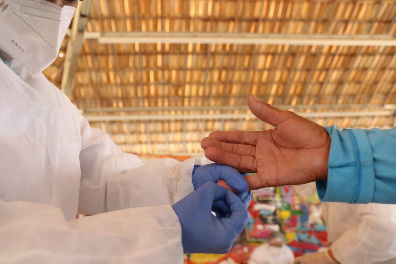 COVID-19: Boletim desta sexta-feira registra 123 novos casos em Petrolina