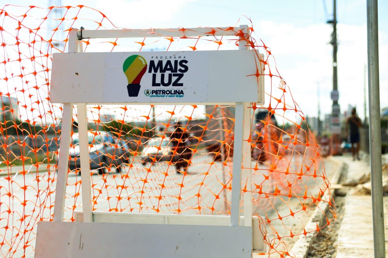 Em um ano, Prefeitura de Petrolina investe mais de R$ 3,5 milhões em infraestrutura no Loteamento Recife
