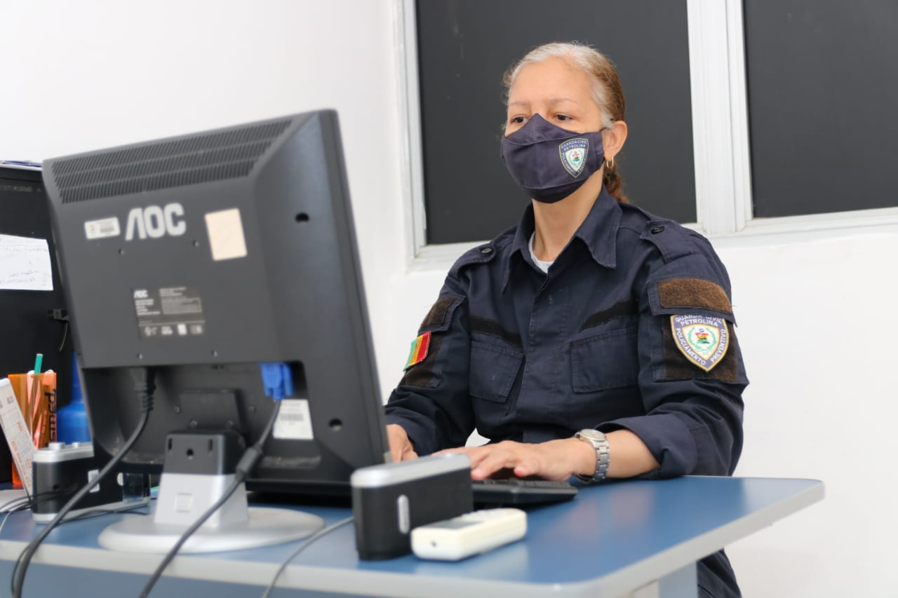 Patrulha Maria da Penha de Petrolina garante segurança e apoio à mulher